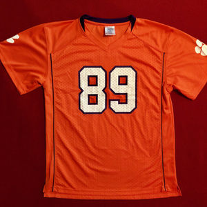 Clemson Tigers football jersey ACC